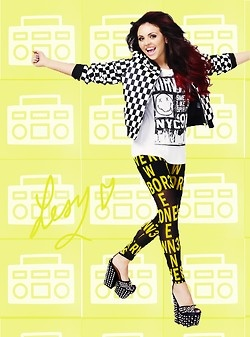 Jesy Nelson from Little Mix working it! <3 you girl!!!!