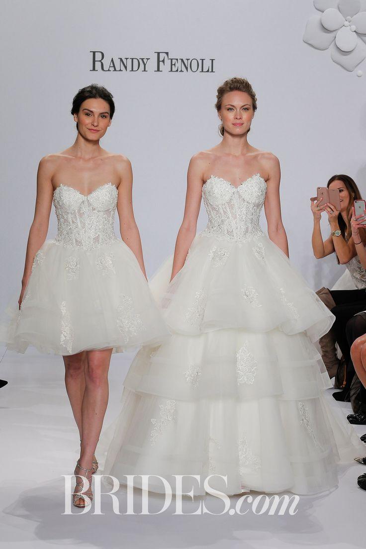 17 best ideas about short reception dresses on pinterest for Lace wedding reception dress