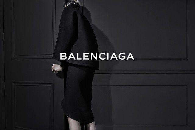 Alexander Wang's first Balenciaga campaign breaks, features headless model