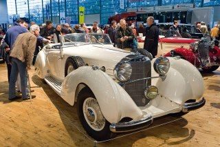 Bremen Classic Motorshow - Trade fairs and exhibitions - Events and activities - Plan and book - Bremen Tourism