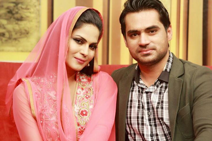 The Pakistani model cum actress Veena Malik with her husband Asad Bashir are in shock after the Pakistan Court sentenced both of them for over 26 years of jail term. Both husband and wife were charged for blasphemy.