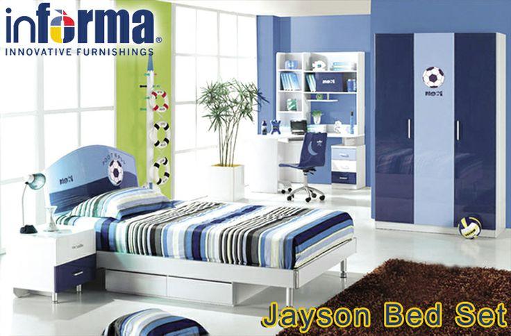 Jayson bed set | informa.co.id