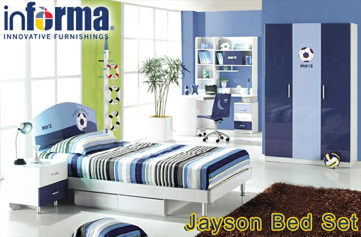 Jayson bed set | informa.co.id