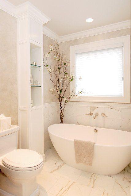 square corner tubs | Toilet Vanity, Decorative Tub, Corner Spa, Tub Spout, Bathroom Built ...like the type of tall closet