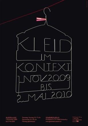 100 beste Plakate 09: Kleid im Kontext