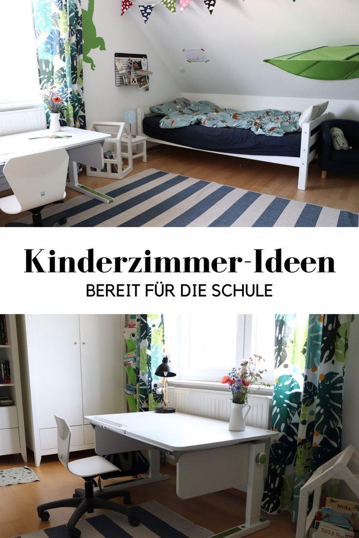 Kinderzimmer-Ideen: Schulkind