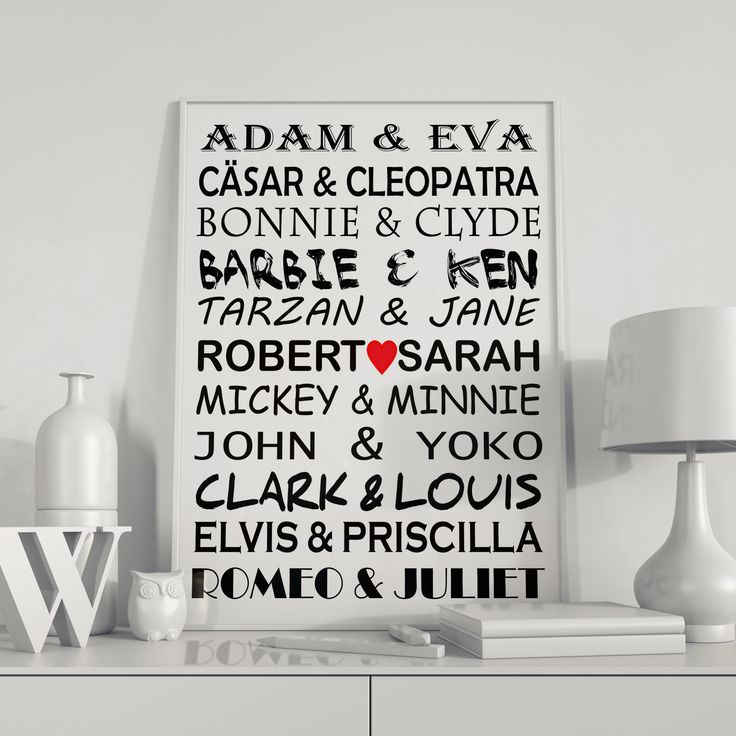 Personalisierter Hochzeitsdruck, Hochzeits Poster, Berühmte Paare, Hochzeitsgeschenk, Verlobunsgeschenk, Druckbares Geschenk Digitaler Print von FineArtHunter auf Etsy