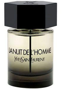 """""""La Nuit de L'Homme"""" cologne for men by Yves Saint Laurent. Available at Perfume Emporium: http://www.perfumeemporium.com/perfume/17281/La-Nuit-de-L%27Homme"""