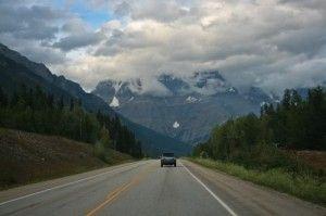 Best driving roads in Canada
