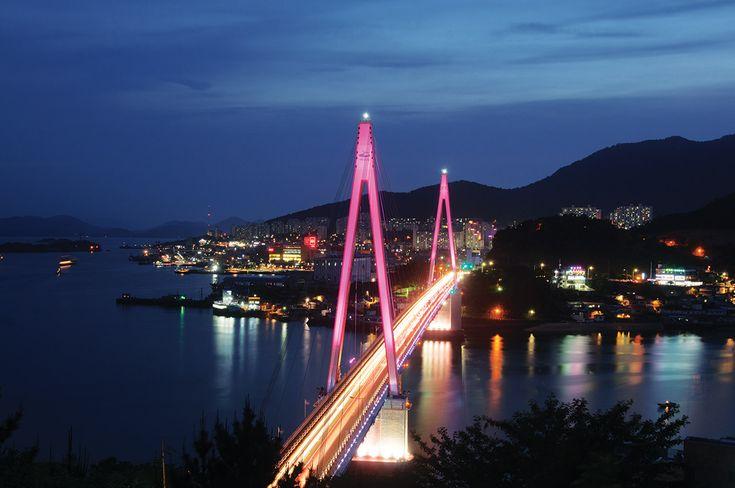 Enjoy a summer adventure in beautiful Yeosu