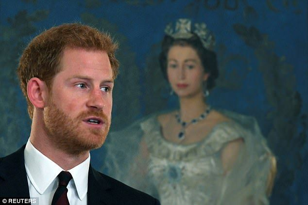 The royal said that he is hoping to start a national conversation about mental health...