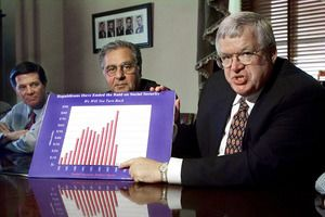 Dennis Hastert and the chain of congressional corruption - CSMonitor.com