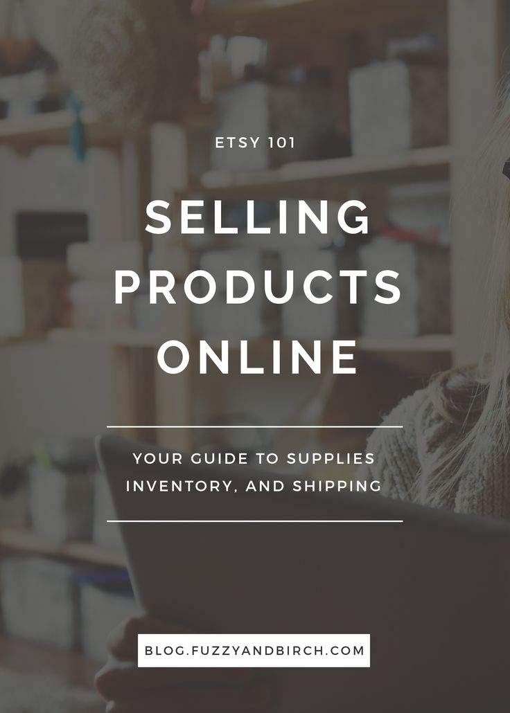 Today we're going to talk about the tricky bits that come with selling online: things like finding a supplier, managing stock, packing and shipping. Click to get your shop logistics in order today.