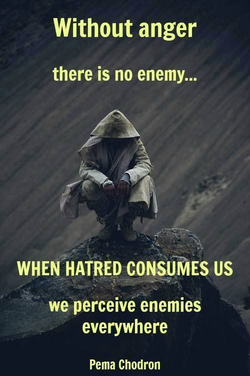 Quotes Of Anger And Hatred: Quotes, Lessons And Personal