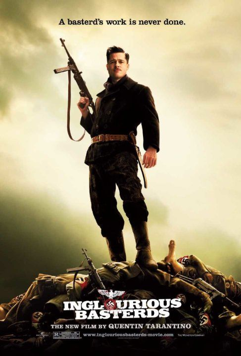 Inglourious Basterds / HU DVD 7555 / http://catalog.wrlc.org/cgi-bin/Pwebrecon.cgi?BBID=7821229