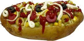 Kumpir Tarifi | Yemek Tarifleri Sitesi | Oktay Usta, Pratik Yemekler