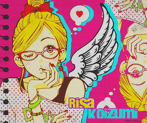 Risa Koizumi Lovely Complex by akumaLoveSongs on deviantART