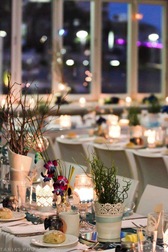 Northshore Riverside cafe wedding Danielle and Kane