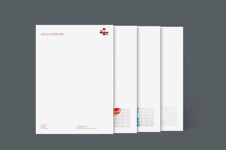 Design: Blocked Up Designer: Felix Ackerman Products: Letterheads, Notecards, MiniCards, Business Cards