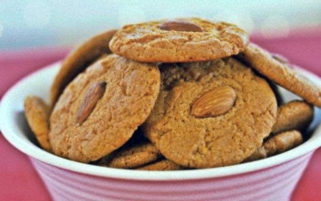 Μπισκότα μελιού - iCookGreek
