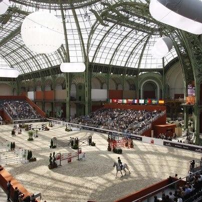 Saut Hermès at the Grand Palais!