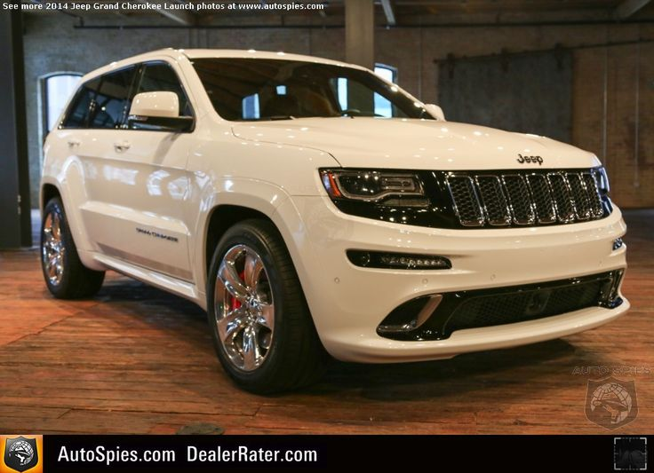 REVIEW: 2014 Jeep Grand Cherokee SRT-The FIRST American SUV That Can Challenge The Porsche, BMW And Mercedes? - AutoSpies Auto News