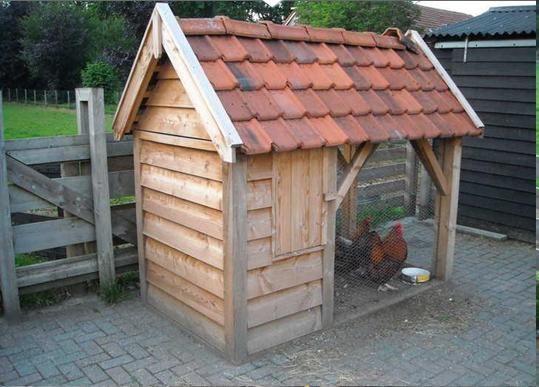 Afwerking hoeken en verlengd dak