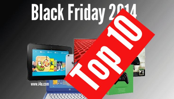 Top 10 Video Game Black Friday 2014 Deals