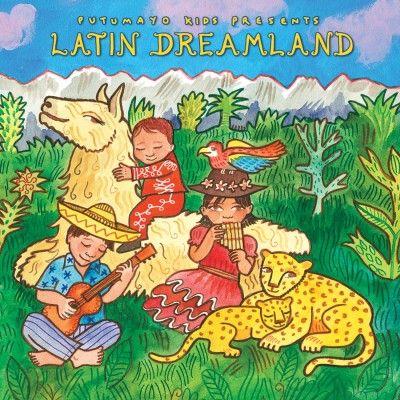 Putumayo Kids Latin Dreamland CD με Νανουρίσματα