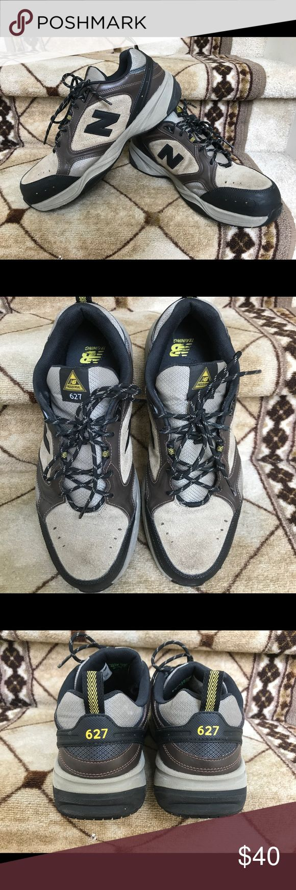 New Balance Steel Toe Shoes (Size-12) Shoes in good condition. New Balance Shoes