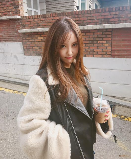 T-ara HyoMin updates with her pretty pictures ~ T-ara World ~ 티아라