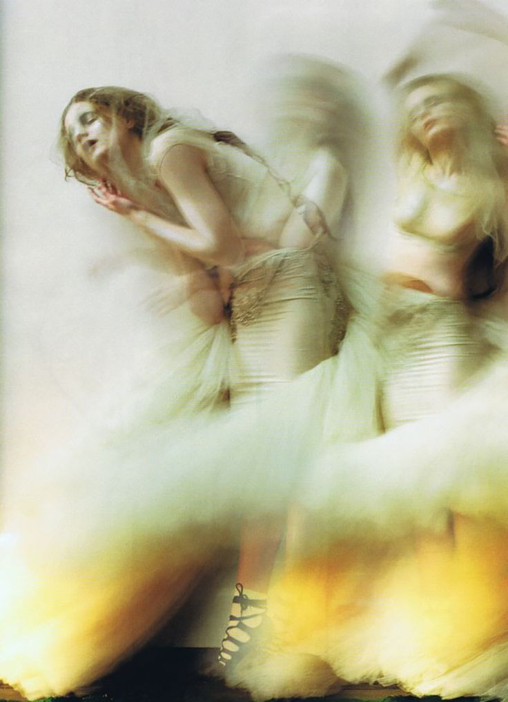 Dreaming of Another World, Guinevere van Seenus by Tim Walker Vogue Italia March 2011