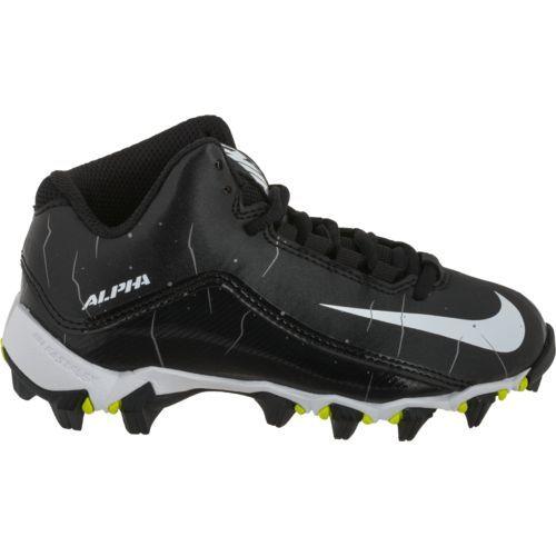 Nike Boys' Alpha Shark 2 3/4 Football Cleats
