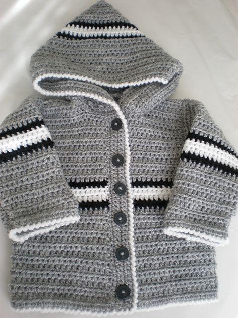 Ravelry: Barnet coordainates sweet baby hoddie pattern by By Barnet.