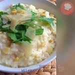 De Bonte Keuken Risotto met kruidenroomkaas | De Bonte Keuken