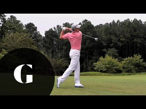 Justin Rose: How To Rip Your 3-Wood - Approach Shots Tips - Golf Digest - YouTube