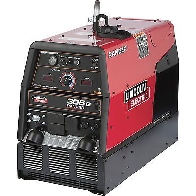 Lincoln Electric Ranger 305 G Multiprocess Welder/Generator 9500W