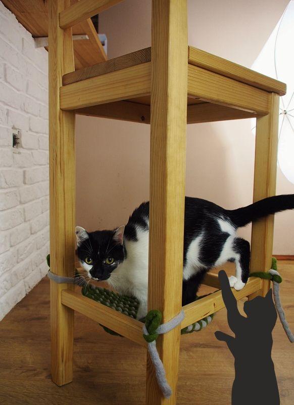 hammock for cat myCATelier.com/sklep