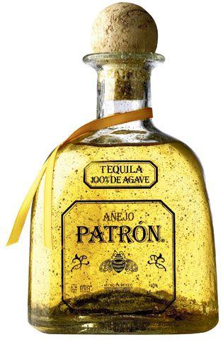 AMERICANcocktails.com - Patron 100% Blue Agave Anejo Tequila Review