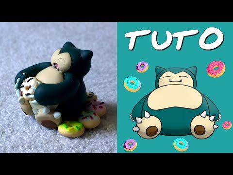 TUTO FIMO | Noctali / Umbreon (de Pokémon Rumble World) - YouTube
