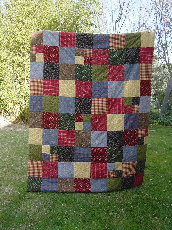 25 Best Ideas About Flannel Quilts On Pinterest Rag