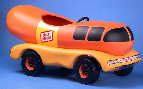 Oscar Mayer Wienermobile, Pedal Car