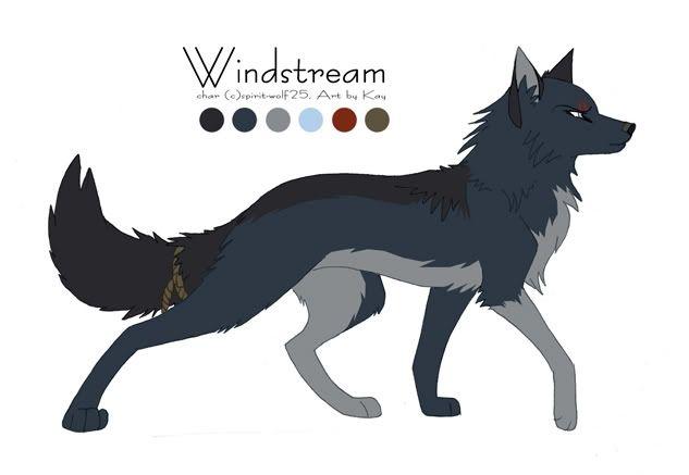 Anime Wolves Pups   Angels Wolves   wolves   Pinterest ...