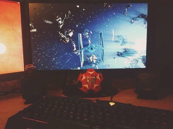 Kosmos faza. #neiragra #StarWarsBattlefrontII #pewpew #gaming