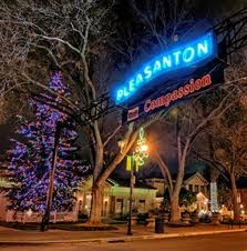 Pleasanton, California - We lived 1/2 block off of Main Street!  Although it was the smallest place I ever lived (615 sq ft), it was definitely my favorite location!!