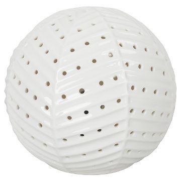 Herringbone Sphere Nightlight - Pillowfort™ at Target
