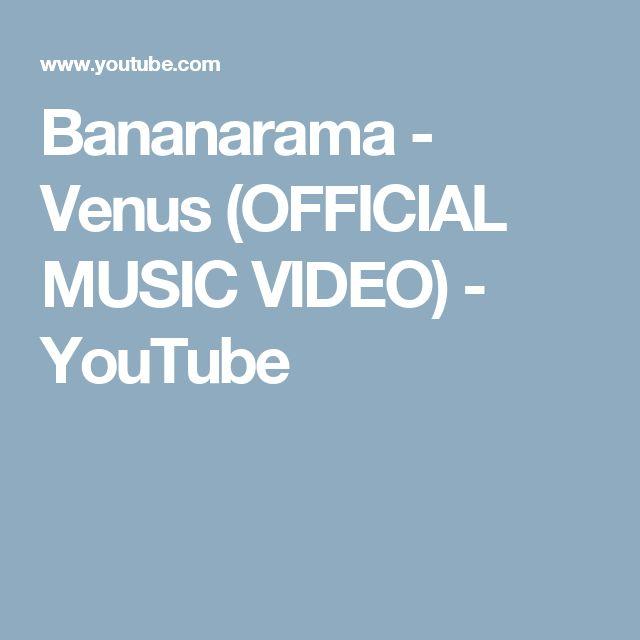 Bananarama - Venus (OFFICIAL MUSIC VIDEO) - YouTube