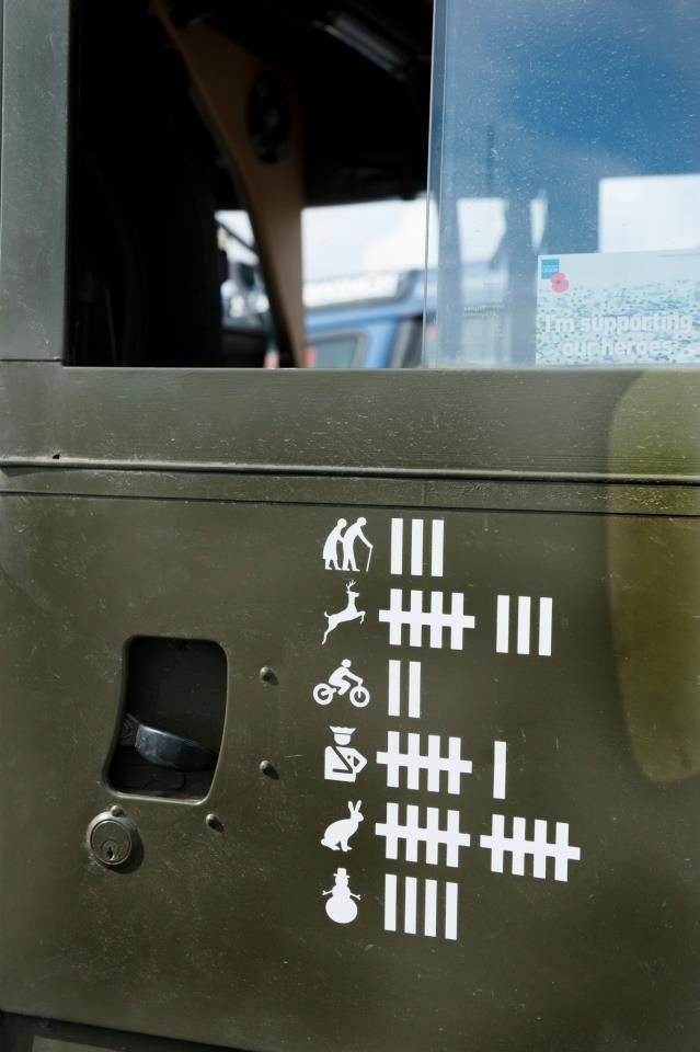 Land Rover Forward Control Politically incorrect, maybe, but I like it