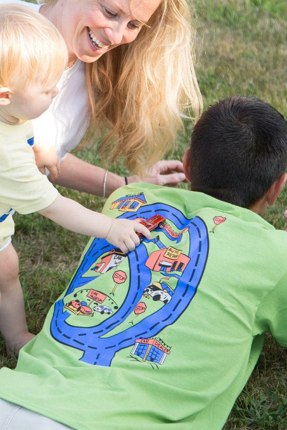 Educational Toy Sensory Integration Shirt with by swankyturtle