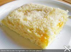 Buttermilch - Kokos - Kuchen, ein raffiniertes Rezept aus der Kategorie Kuchen. Bewertungen: 32. Durchschnitt: Ø 4,2.